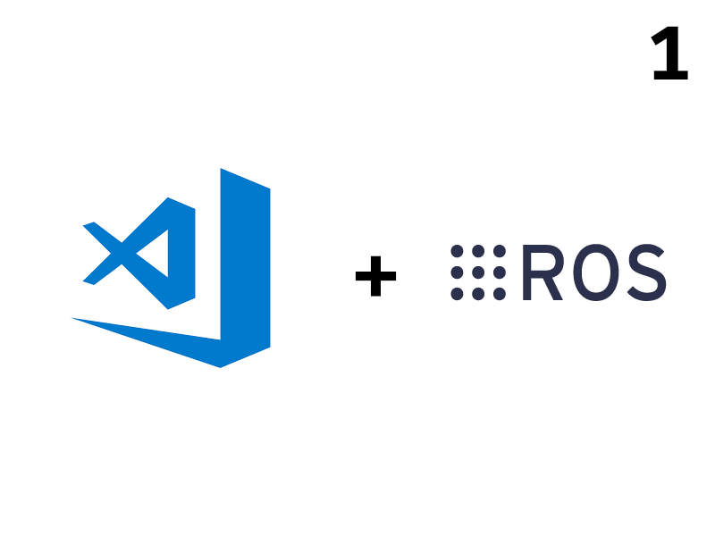 ROS development with Visual Studio Code – Erdal's blog